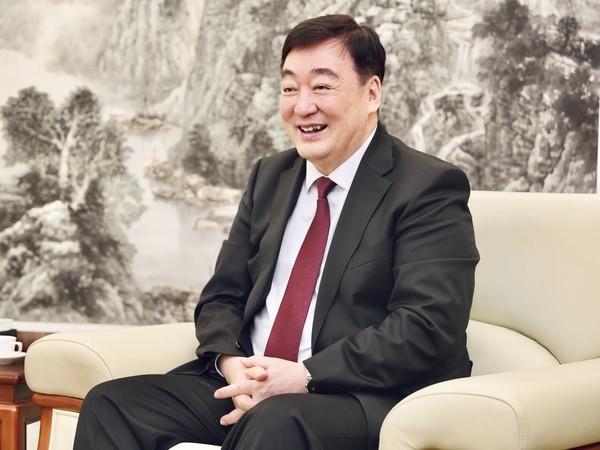 中国驻韩国大使 邢海明